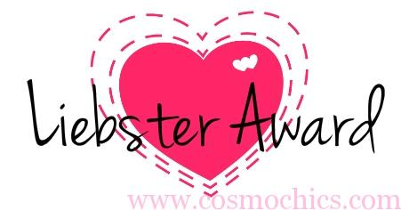 Thank you for The Liebster Blogger Award !!!