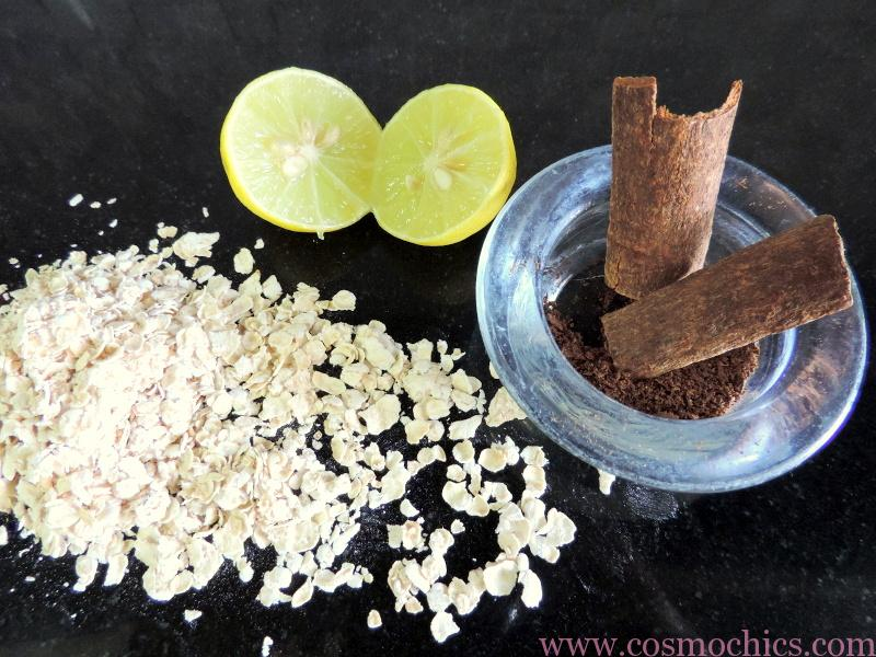 DSCN2914 Cinnamon And Oatmeal Mask For Acne Scars And Blemishes: Do it Yourself