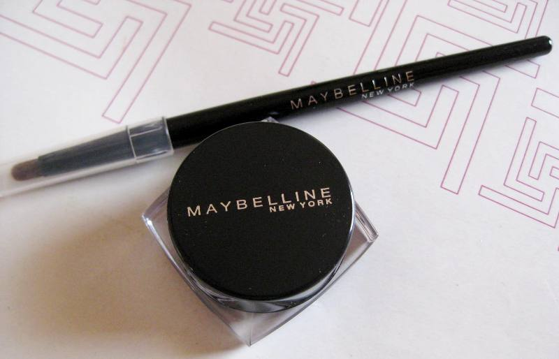IMG 7018 Maybelline's Eyestudio Lasting Drama Gel Eyeliner upto 36 hours (01 Black): Review, Swatch, EOTD!
