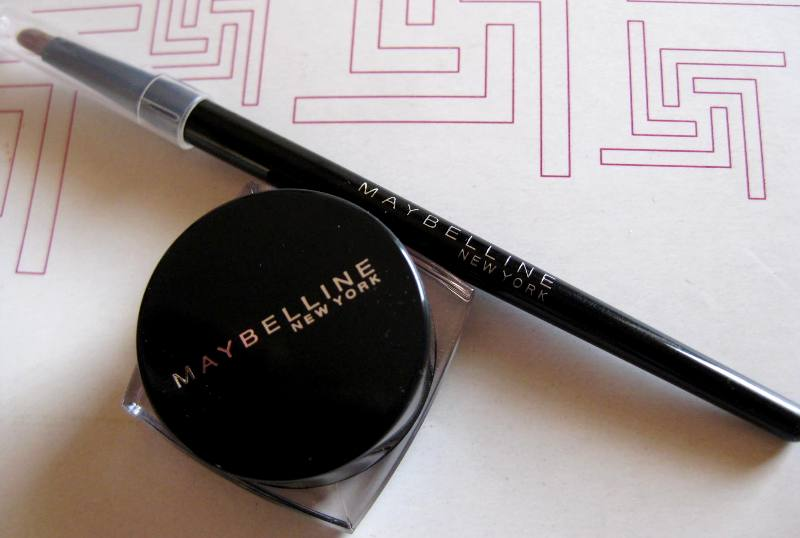 IMG 7019 Maybelline's Eyestudio Lasting Drama Gel Eyeliner upto 36 hours (01 Black): Review, Swatch, EOTD!