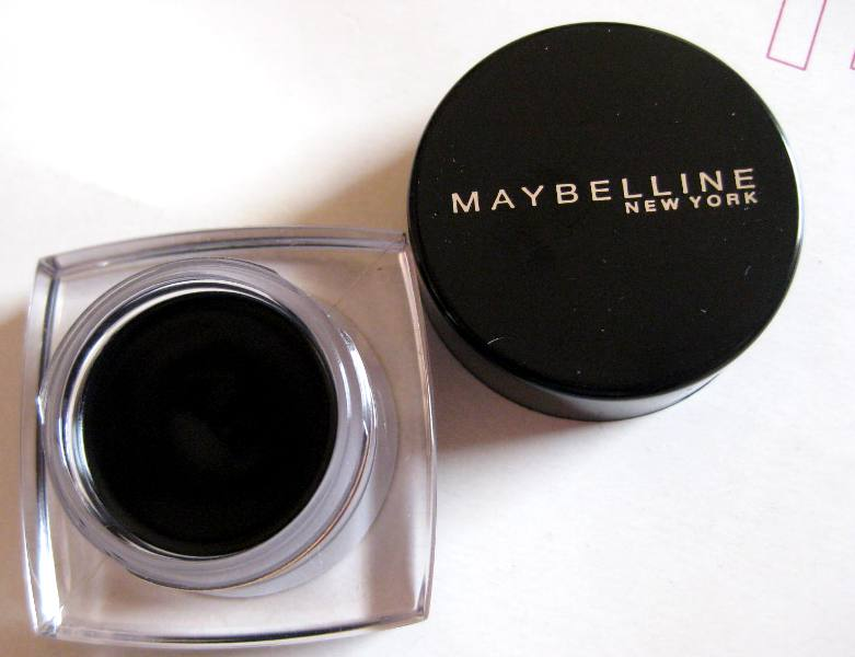 IMG 7024 Maybelline's Eyestudio Lasting Drama Gel Eyeliner upto 36 hours (01 Black): Review, Swatch, EOTD!