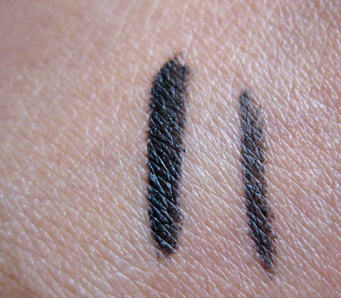 IMG 7031 Maybelline's Eyestudio Lasting Drama Gel Eyeliner upto 36 hours (01 Black): Review, Swatch, EOTD!