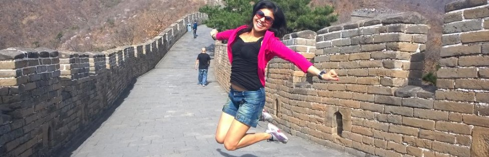 Swinging In The Spring Of Beijing….!!! Sun, Shades & Shorts…!!!
