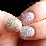 Currently On My Nails: Maybelline Color Show Glitter Mania Pink Champagne, All That Glitters, Dazzling Diva: Review & Swatches