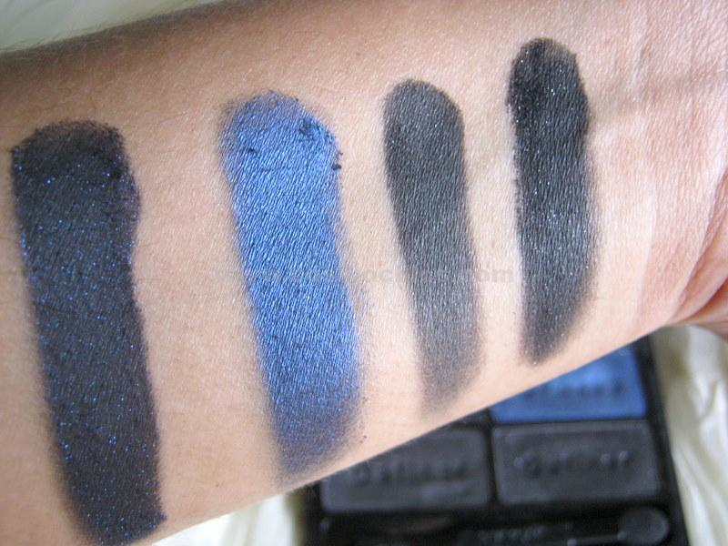 docs 2958 WET 'N' WILD Colour Icon BLUE HAD ME AT HELLO Eyeshadow Palette: Review, Swatches, EOTD