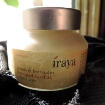 Iraya Hands and Feet Balm