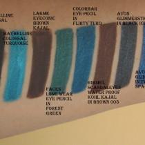 Best Colored Eye Pencils