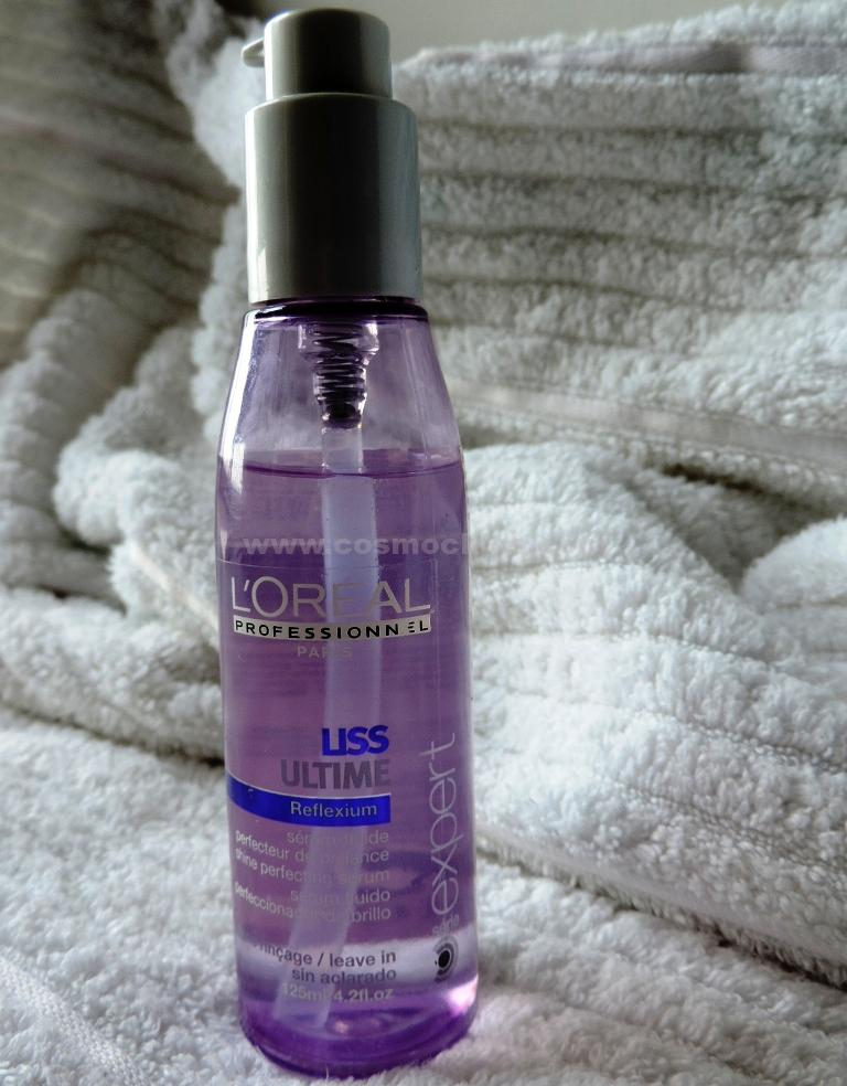 how to use loreal professional hair serum