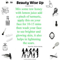 beauty wise up