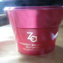 Za Perfect Solution Collagen Cream- Anti Aging & Firming