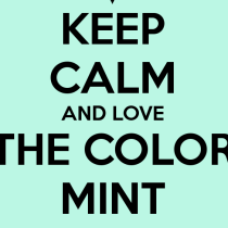 keep-calm-and-love-the-color-mint