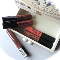 NYX top 5 lipsticks