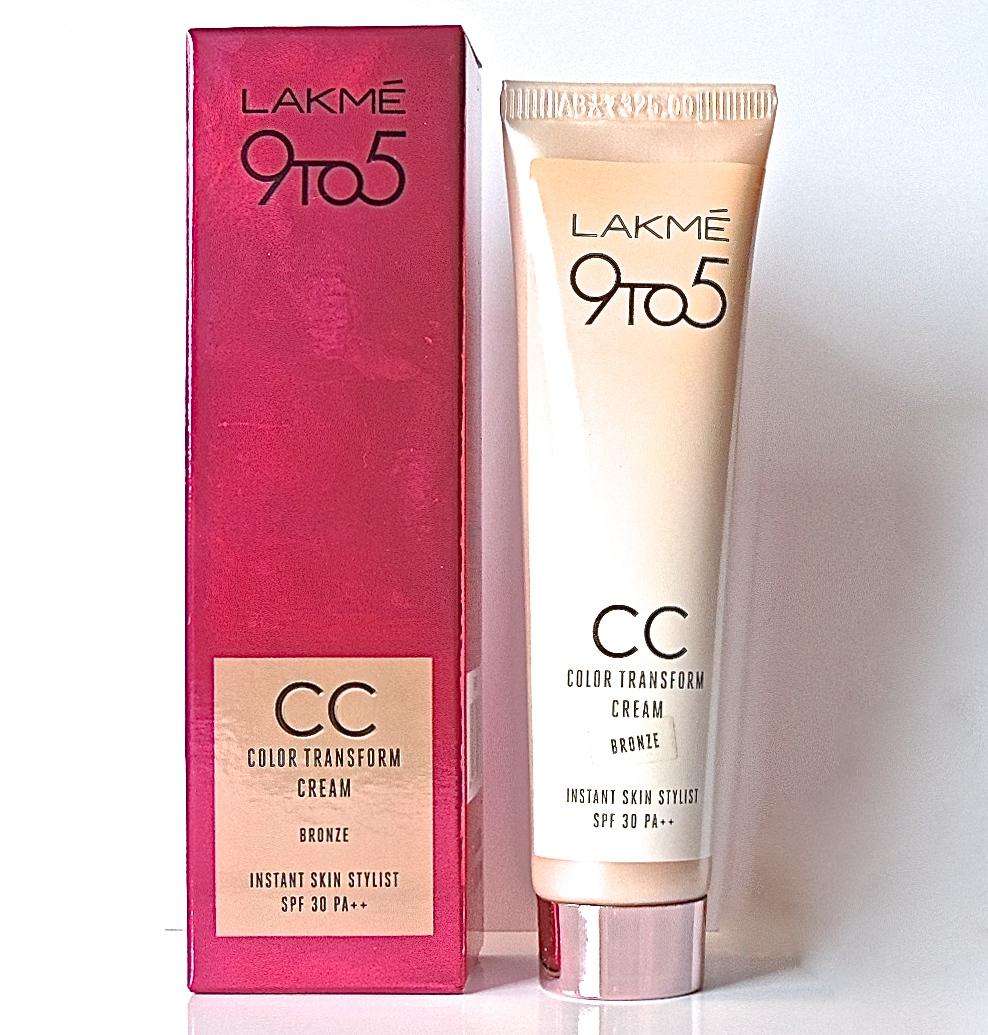 Lakme Complexion Care Color Transform Face Cream: Review